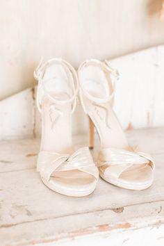 dbddb9d2c5 pearlized white wedding shoes Wedding Shoes Bride