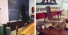 West Edge Wrap - Up - Skram Furniture, and J. Rusten Design