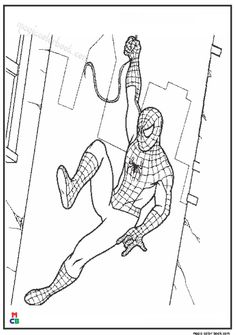 Hero Factory, Love Coloring Pages, Coloring Books, Spiderman Coloring, Page Online, Amazing Spider, Wings, Geek Stuff, Superhero