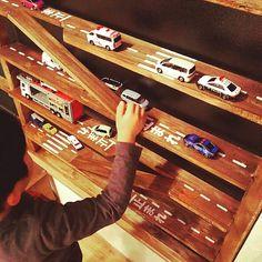 ブログやってます/リメイクDIY/男前インテリア/トミカ/窓枠DIY/子供部屋…などのインテリア実例 - 2015-12-02 18:03:52 | RoomClip(ルームクリップ)