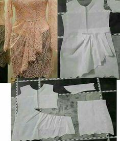 brokat Source by brokat Source by jazminecoconnorjazmine brokat Dress Sewing Patterns, Blouse Patterns, Sewing Patterns Free, Clothing Patterns, Blouse Designs, Frock Patterns, Free Sewing, Sewing Tutorials, Batik Fashion