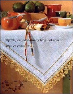 crochet fabric , CROCHET - GANCHILLO - PATRONES - GRAFICOS: PUNTILLA