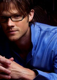 Beautiful man! Hello Jared Padalecki