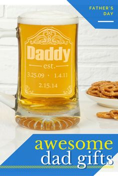 LOVE these awesome Father's Day Gift Ideas!