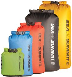Dry Sacks l Kayaking Bags l Canoe Solutions l Stay Dry l seatosummit.com