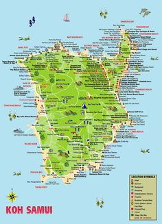 Check out Koh Samui Map and be one of the member community. http://theestates-samui.com/