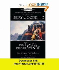 Das Schwert der Wahrheit 04. Der Tempel der vier Winde (9783442371044) Terry Goodkind , ISBN-10: 344237104X  , ISBN-13: 978-3442371044 ,  , tutorials , pdf , ebook , torrent , downloads , rapidshare , filesonic , hotfile , megaupload , fileserve