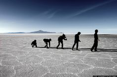 These Mind-Boggling Photos Of Bolivias Salt Flats Will Make You Actually Want To Wander The Desert