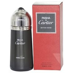 6f081da0f8b Pasha De Cartier Edition Noire By Cartier Edt Spray 5 Oz. The Men Perfume