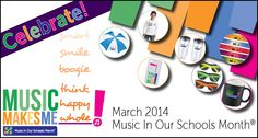 Hey, music teachers! Prep for March's Music in Our Schools Month!