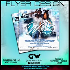 Top Flyer of the day! All White Royal Dinner Day Party Flyer Designed by graphicwind We create an attractive Flyer design with a fast turn around time. For high-quality Flyer designs Contact us at web: www.graphicwind.com or please email us to graphicwind@gmail.com Flyer Design, Logo Design, Graphic Design, Drink Ticket, Ticket Printing, Web Technology, Party Flyer, All White, Print Pictures