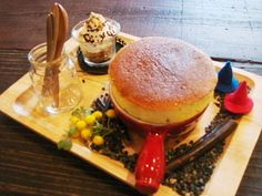 ペンネンネネム : ぐりとぐらのホットケーキ