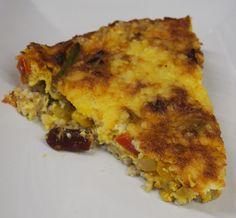 Kaurarouhepohja kasvispiirakassa Deli, Lasagna, Quiche, Breakfast, Ethnic Recipes, Food, Morning Coffee, Essen, Quiches