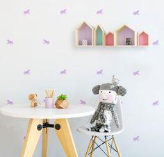 LITTLE UNICORS Stylish Kids, Mini, Shelves, Baby, Kids Rooms, Home Decor, Vinyls, Hilarious, Colors