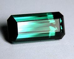 Green Emerald Tourmaline by Matt Dunkle
