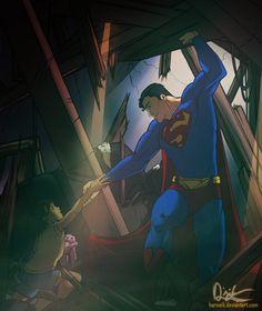 #Superman #Fan #Art. (SUPERMAN) By: Harseik. (THE * 5 * STÅR * ÅWARD * OF: * AW YEAH, IT'S MAJOR ÅWESOMENESS!!!™)[THANK U 4 PINNING!!!<·><]<©>ÅÅÅ+(OB4E)