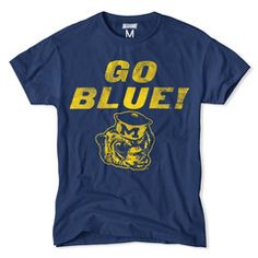 Go Blue! Michigan T-Shirt