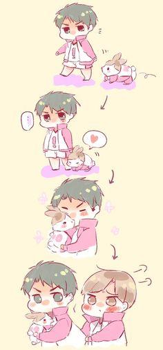 Ushijima Wakatoshi || Haikyuu!! ハイキュー