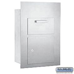 Collection Unit For 5 Door High Mailbox Units Aluminum Front Loading Private Access With Keys Commercial Mailboxes, 2 Keys, Filing Cabinet, The Unit, Doors, Storage, Collection, Purse Storage, Larger