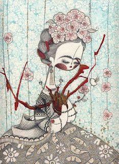 Bella Ma Frida par Mélanie Gribouillis