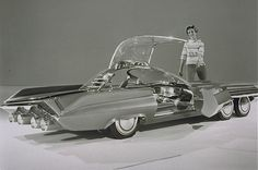 Ford Seattle concept car — 1962