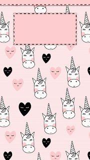 Ideas For Unicorn Wallpaper Iphone Backgrounds Pink Dog Wallpaper Iphone, Tumblr Wallpaper, Cellphone Wallpaper, Pink Wallpaper, Pattern Wallpaper, Wallpaper Backgrounds, Iphone Backgrounds, Unicorn Lockscreen, Unicorn Wallpaper Cute