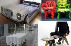 Image from http://www.environmentteam.com/list/wp-content/uploads/2011/03/Creative-Upcycled-Furniture.jpg.