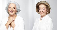 Simone de Oliveira e Lídia Franco são os rostos da primeira campanha local de Age Perfect da L'Oréal
