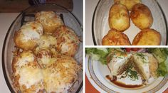 Ünnepi lakomának is megfelel! Potato Salad, Cauliflower, Potatoes, Chicken, Vegetables, Ethnic Recipes, Food, Cauliflowers, Potato