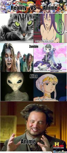 LMAO... Anime