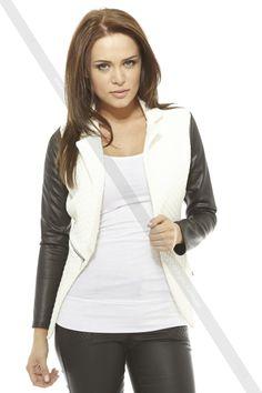 Women's Jacket #Fashion #Women From http://www.fashions-first.de