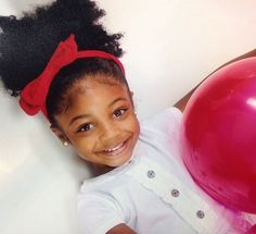 Natural Hair Everything Cute Baby Girl, Cute Babies, Baby Kids, Lil Baby, Pretty Kids, Pretty Baby, Beautiful Black Babies, Beautiful Children, Natural Hairstyles For Kids