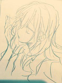 Anime Drawings Sketches, Anime Sketch, Manga Drawing, Manga Art, Art Drawings, Pencil Drawings, Hipster Drawings, Couple Drawings, Drawing Faces
