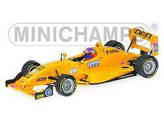 Dallara Opel F302 (Robert Kubica - Winner Norisring F3 Euro Series 2003) Diecast Model Car by Minichamps 400030393