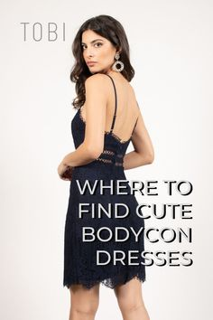 Find your next bodycon dress in lace or two-piece, black, white and more. Sexy bandage dresses for your next GNO! Off Order Women's Fashion Dresses, Sexy Dresses, Casual Dresses, Sundresses Women, Cute Dresses For Party, Holiday Party Outfit, Night Out Outfit, Evening Cocktail, Club Outfits