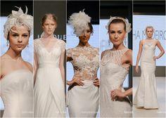Modelos diferentes de vestidos de noiva