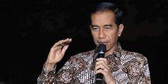 Jokowi dianggap menyebarkan berita palsu alias hoaks | pt rifan axa tower    Menteri Keuangan Sri Mulyani angkat bicara soal tulisan kolumnis South China Morning Post, Jake Van Der Kemp.    Jak...