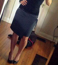 WobiSobi: Wrap Skirt DIY.