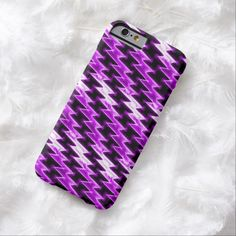 Wish Dragon Scales Fractal iPhone 6, Barely There Case by BOLO Designs.