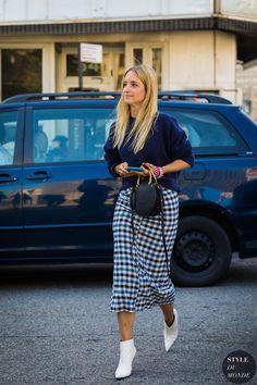 New York SS 2018 Street Style: Charlotte Groeneveld