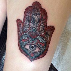 Tattoo by @flonuttall