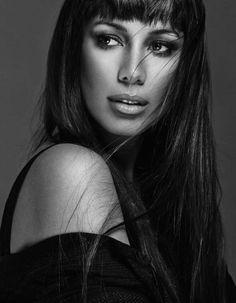 Leona Lewis is absolutely beautifu. British gem.