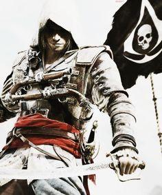 Assassin's Creed 4: Black Flag cover art edit
