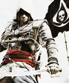 Assassin's Creed 4: Black Flag cover art edit