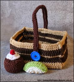 Mamma That Makes: Playfood - Picnic Basket Via Mamma That Makes  FB https://www.facebook.com/MammaThatMakes
