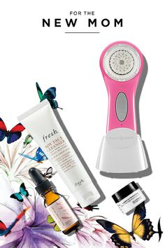 Mother's Day Gift Inspiration: Clarisonic Aria Indulgence Set #Sephora #mothersday #gifts #giftideas