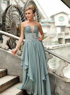 Stunningly. Beautiful. Dress.