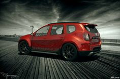 Dacia Duster Tuning 23 by cipriany