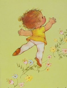 Hop Like a Bunny, Dance Like a Bear! By Ed Cunningham Illustrated by Mary Hamilton Hallmark Children's Editions Hamilton, Childhood Images, Hallmark Cards, Cool Paintings, Mural Painting, Vintage Greeting Cards, Cartoon Pics, Cute Images, Coloring Book Pages