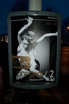 Het Nationale Ballet Poster - Martin Pyper of me studio